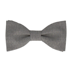 Vincent in Monochrome Bow Tie