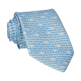 Fish in Blue Tie