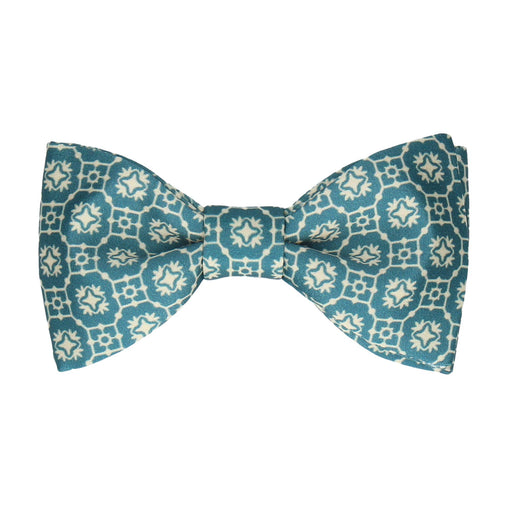 Kavanagh in Teal Bow Tie