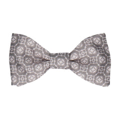 Kavanagh in Grey Bow Tie