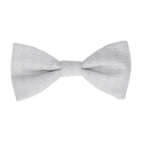 Heybrook in Grey Bow Tie