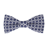 Berkane in Navy Blue Bow Tie