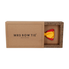 Flag of Spain Bow Tie