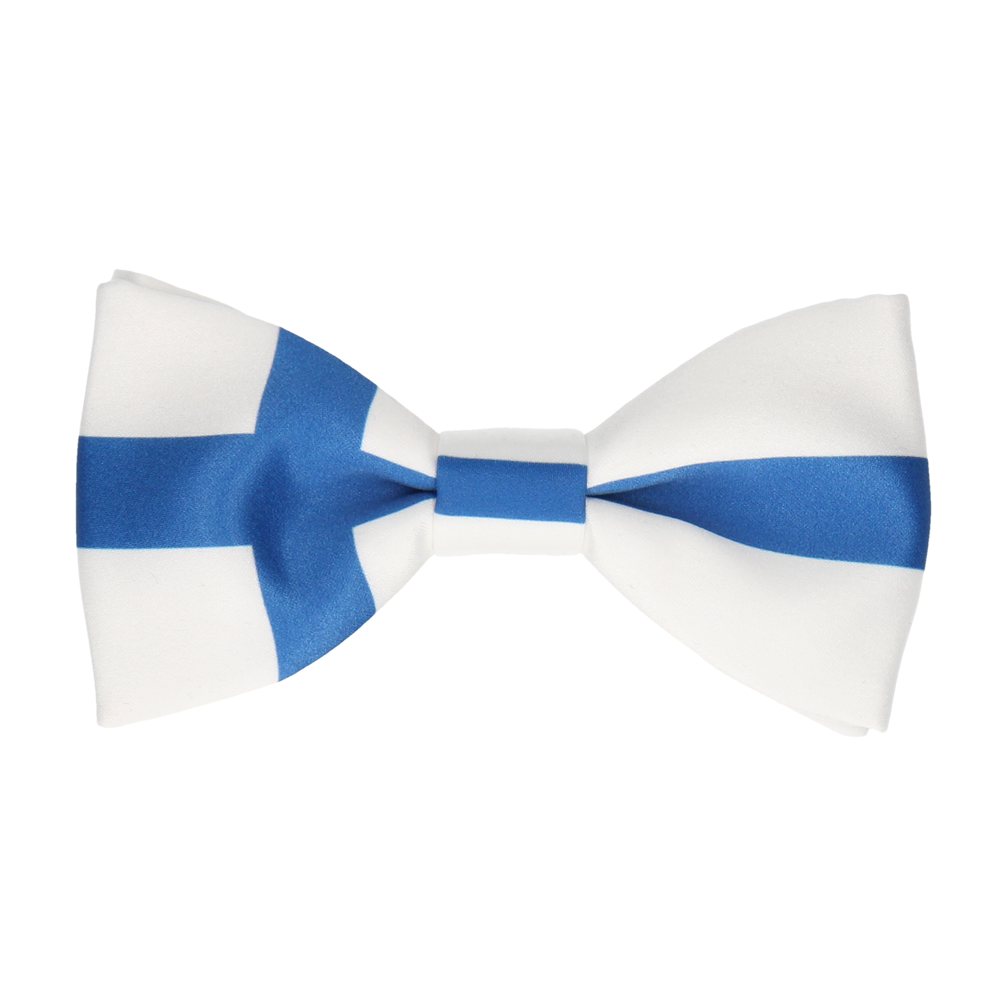 Flag of Finland Bow Tie