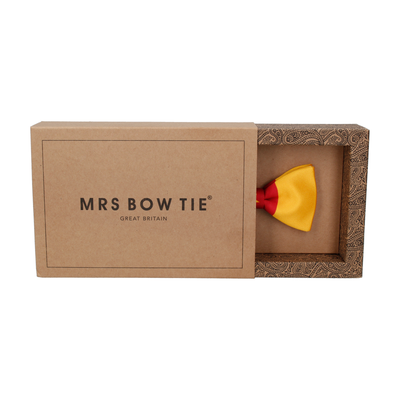 Flag of Cameroon Bow Tie