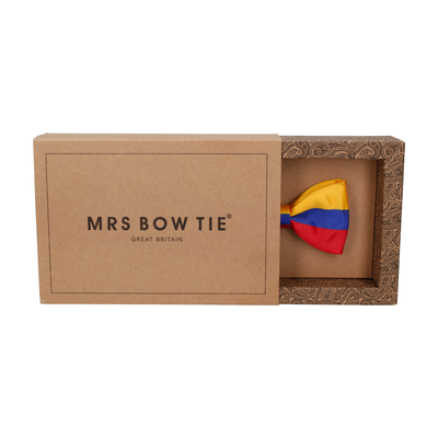 Flag of Colombia Bow Tie
