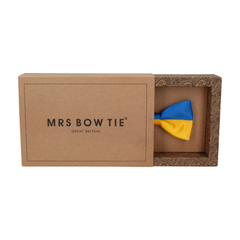 Flag of Ukraine Bow Tie