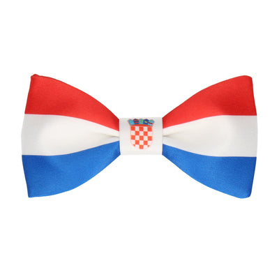 Flag of Croatia Bow Tie