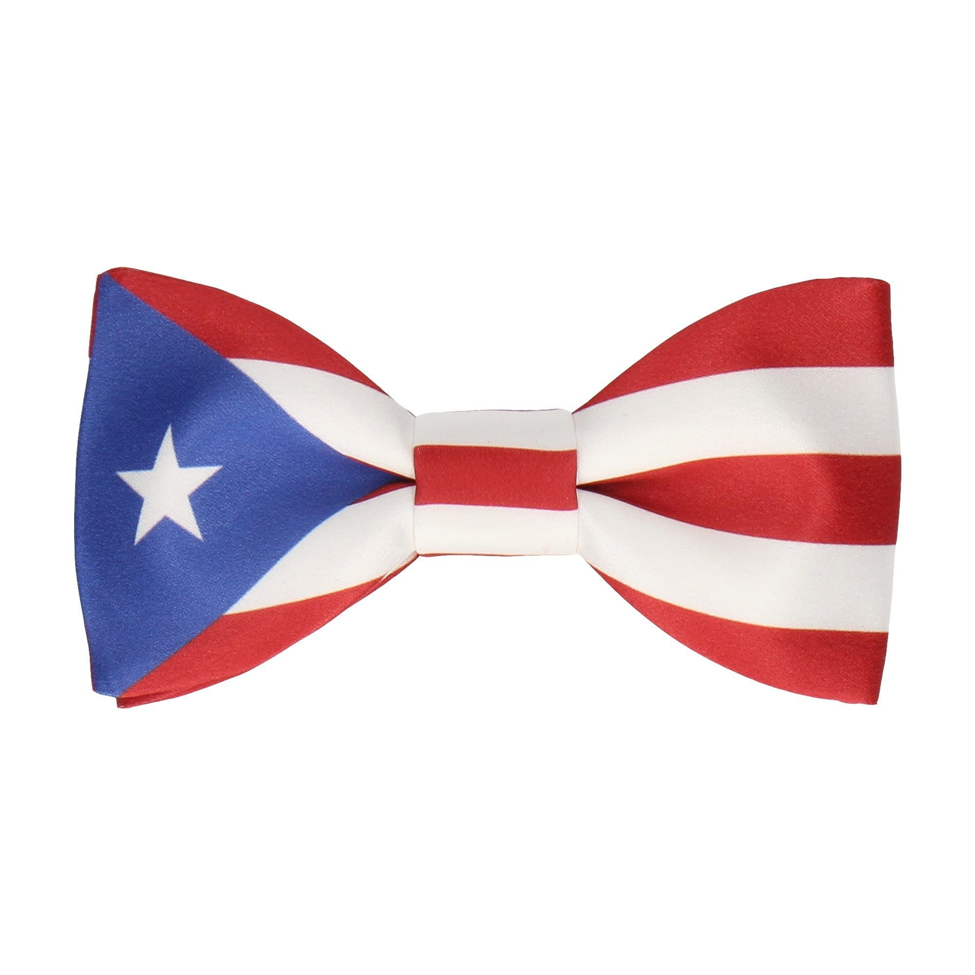 Flag of Puerto Rico Bow Tie