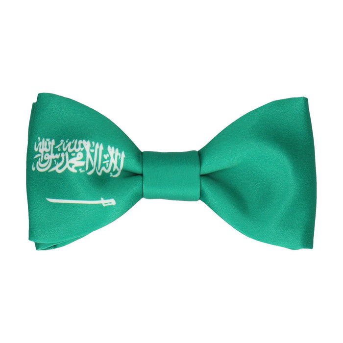 Flag of Saudi Arabia Bow Tie - - bowties by Mrs Bow Tie