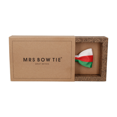 Flag of Oman Bow Tie