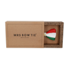 Flag of Tajikistan Bow Tie
