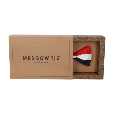 Flag of Yemen Bow Tie