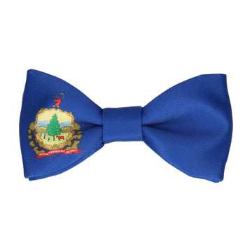 U.S. State Flag of Vermont Bow Tie