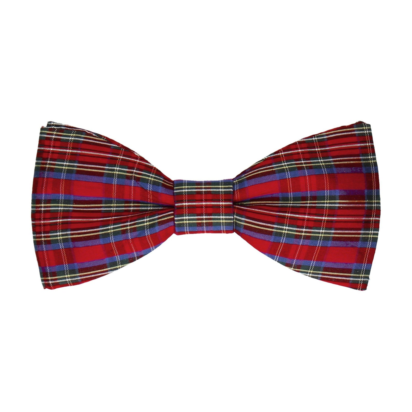 Mini Stewart Royal Tartan Bow Tie