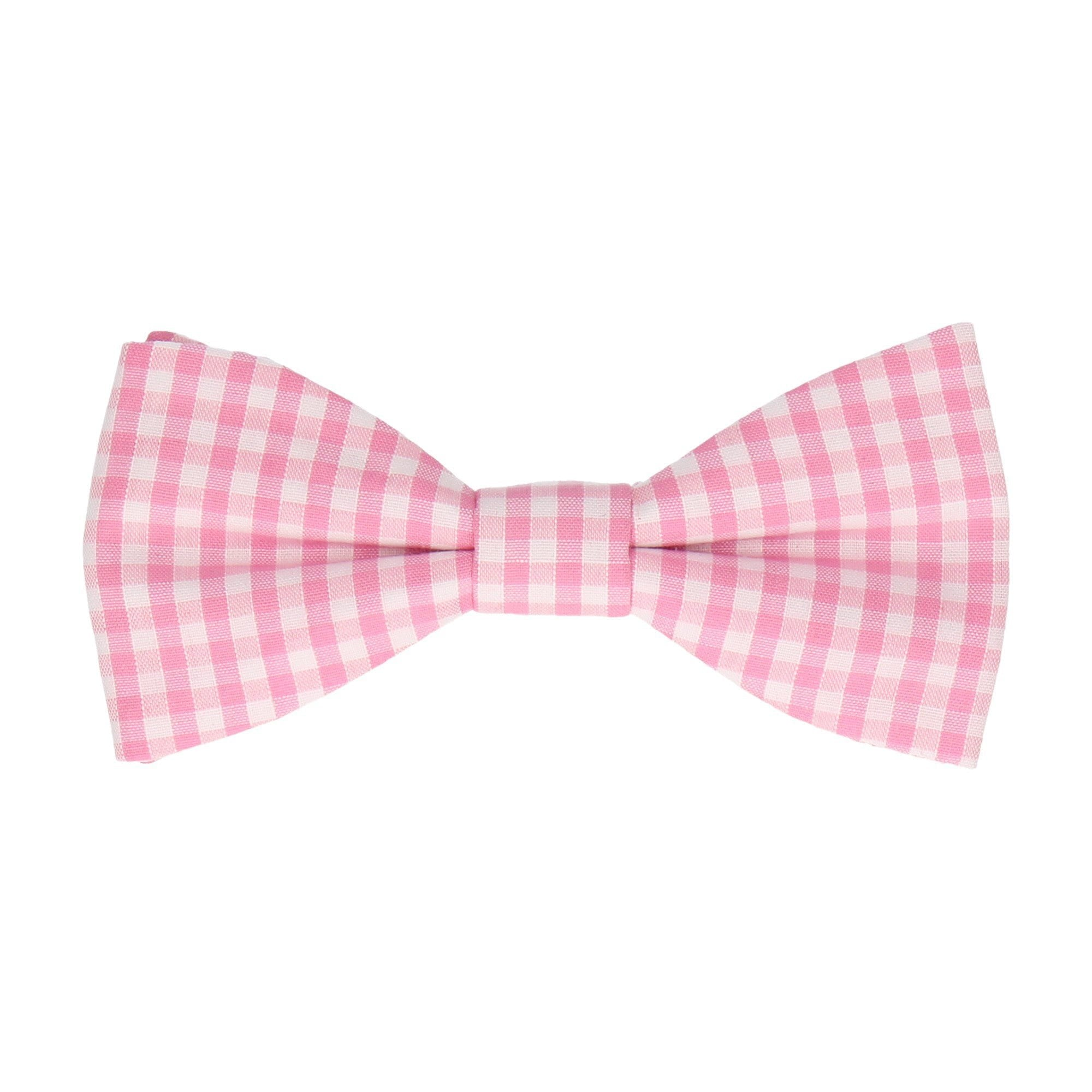 Hermitage Pink Bow Tie