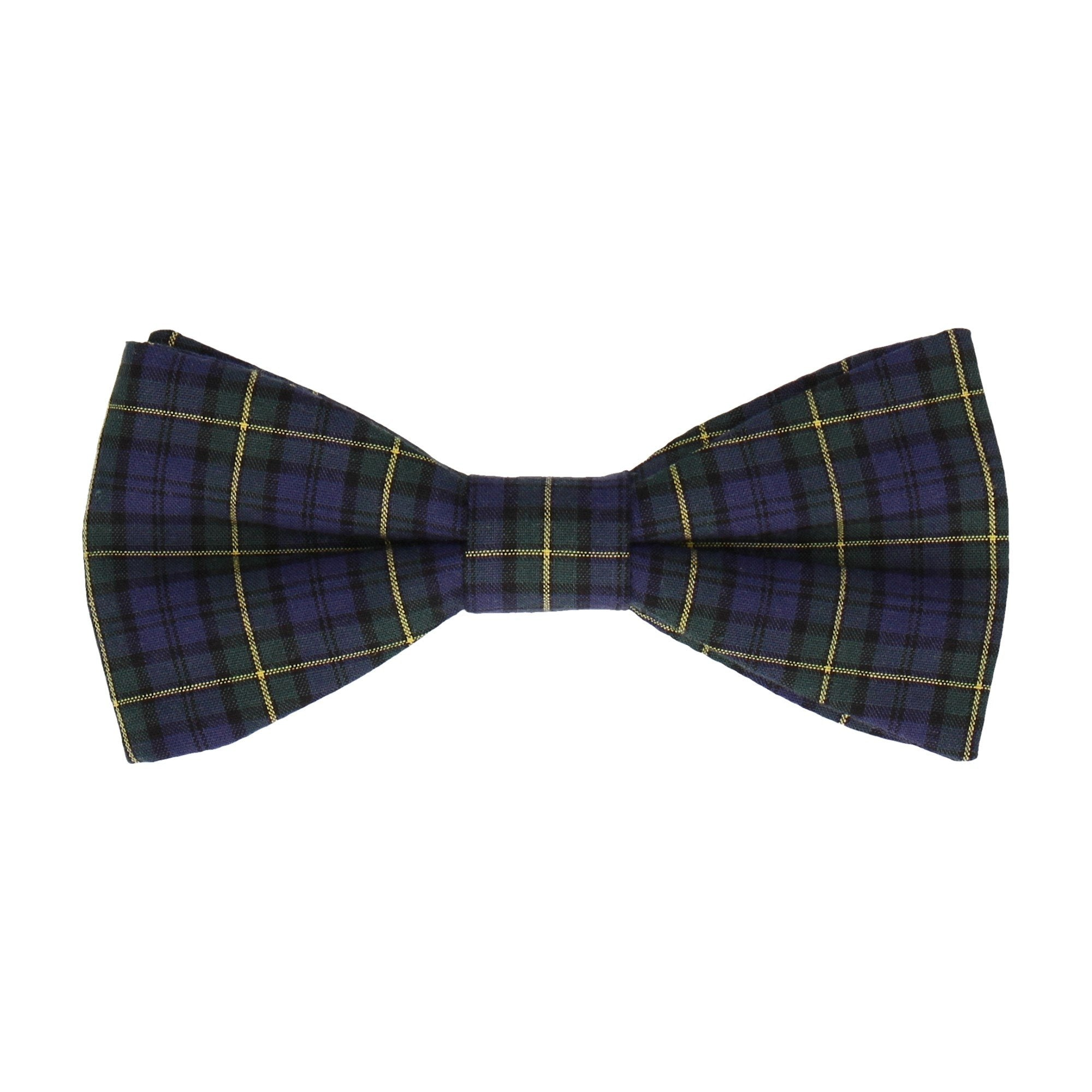Tartan in Gordon Modern Bow Tie