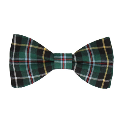 Glenfinnan in Green Bow Tie