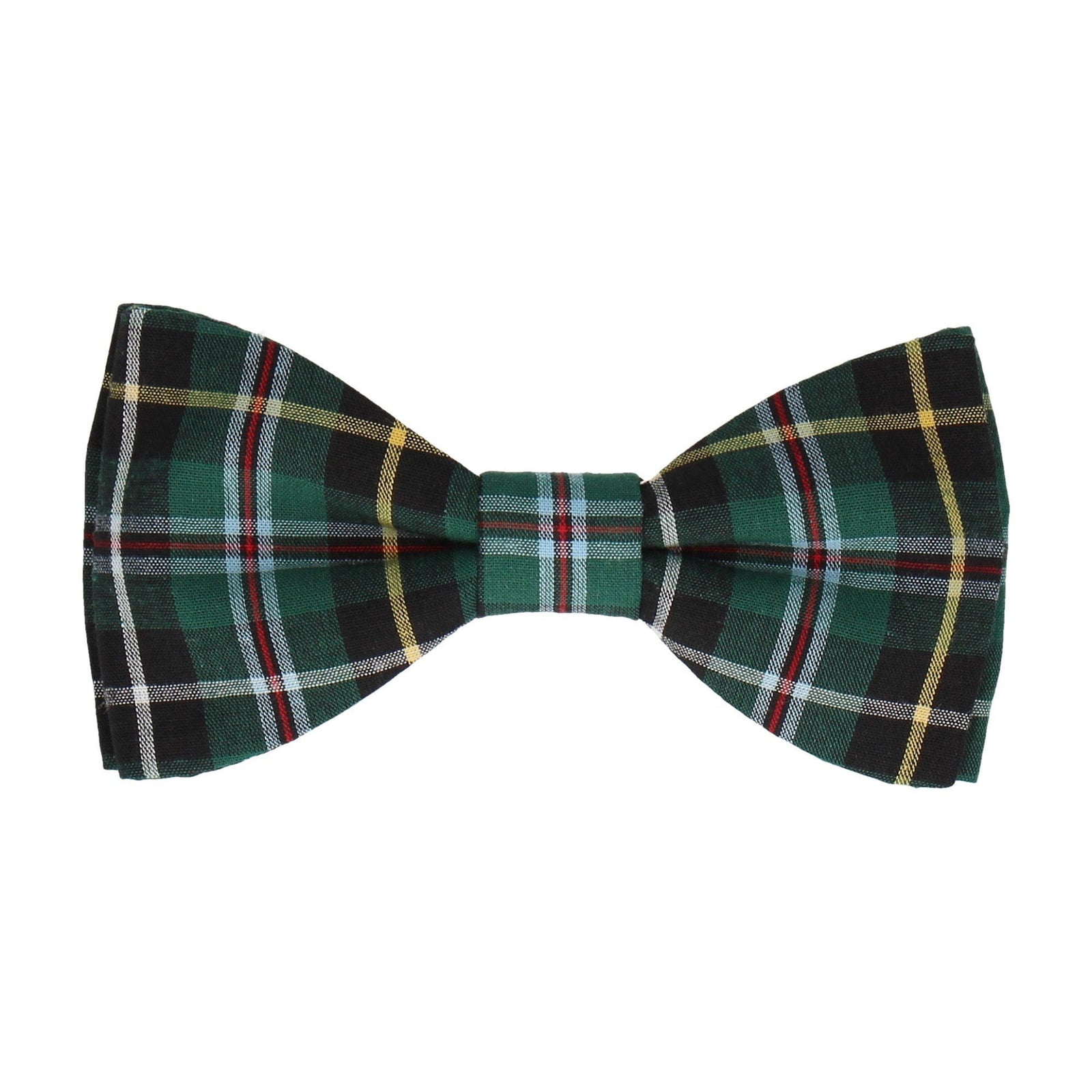 Glenfinnan Green Bow Tie