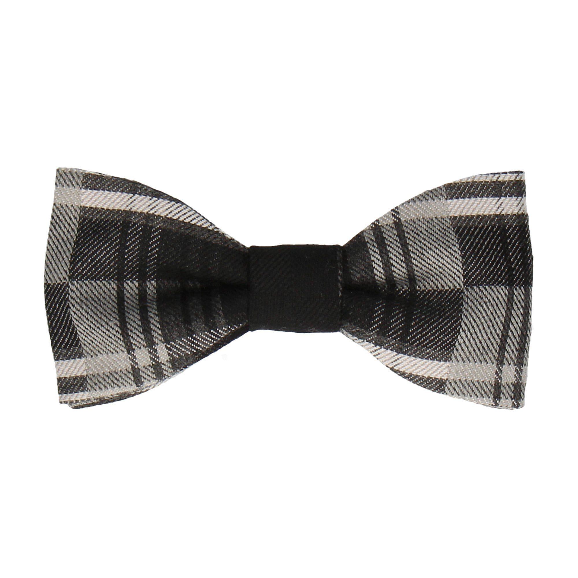 Bletchley in Grey Bow Tie