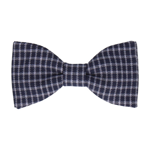 Alston in Navy Blue Bow Tie
