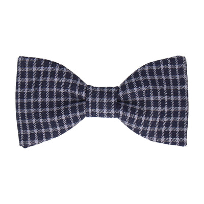 Alston Navy Blue Bow Tie