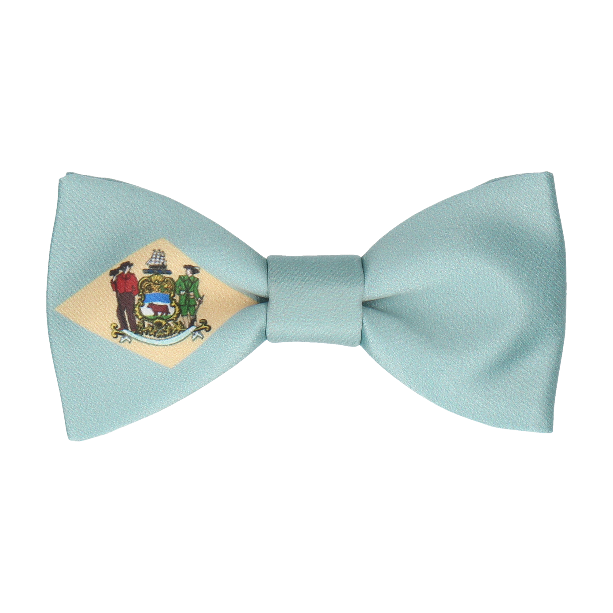U.S. State Flag of Delaware Bow Tie