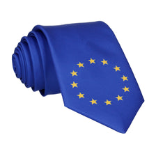 Flag of the European Union Tie