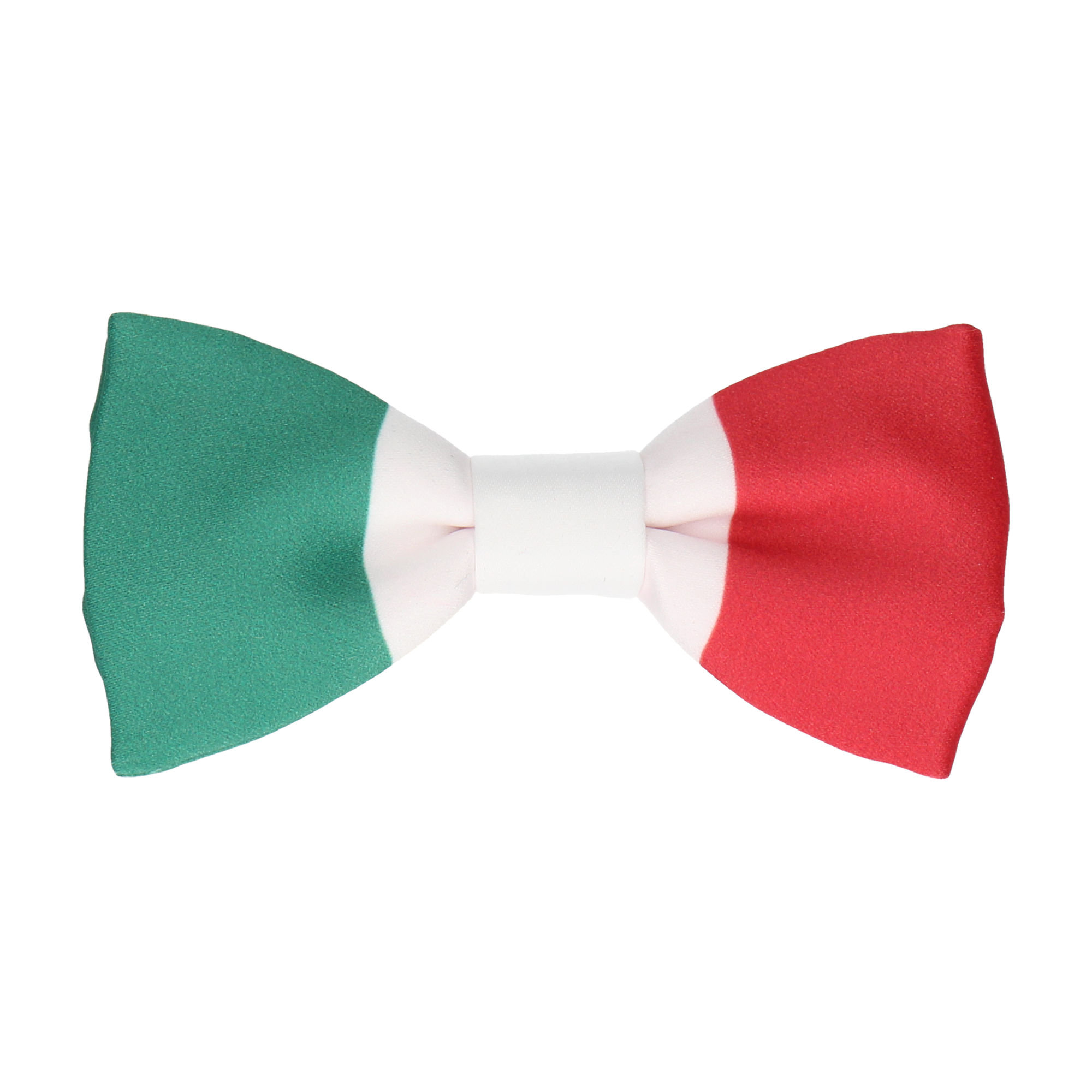 Flag of Italy Bow Tie