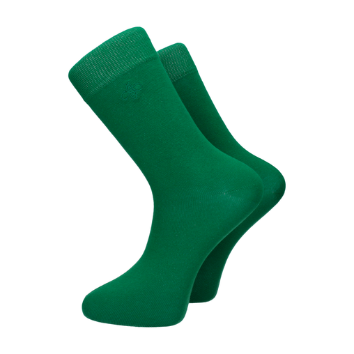 Oxbridge Socks in Emerald Green