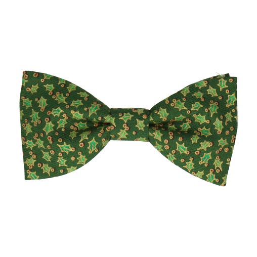 Holly Bush Bow Tie