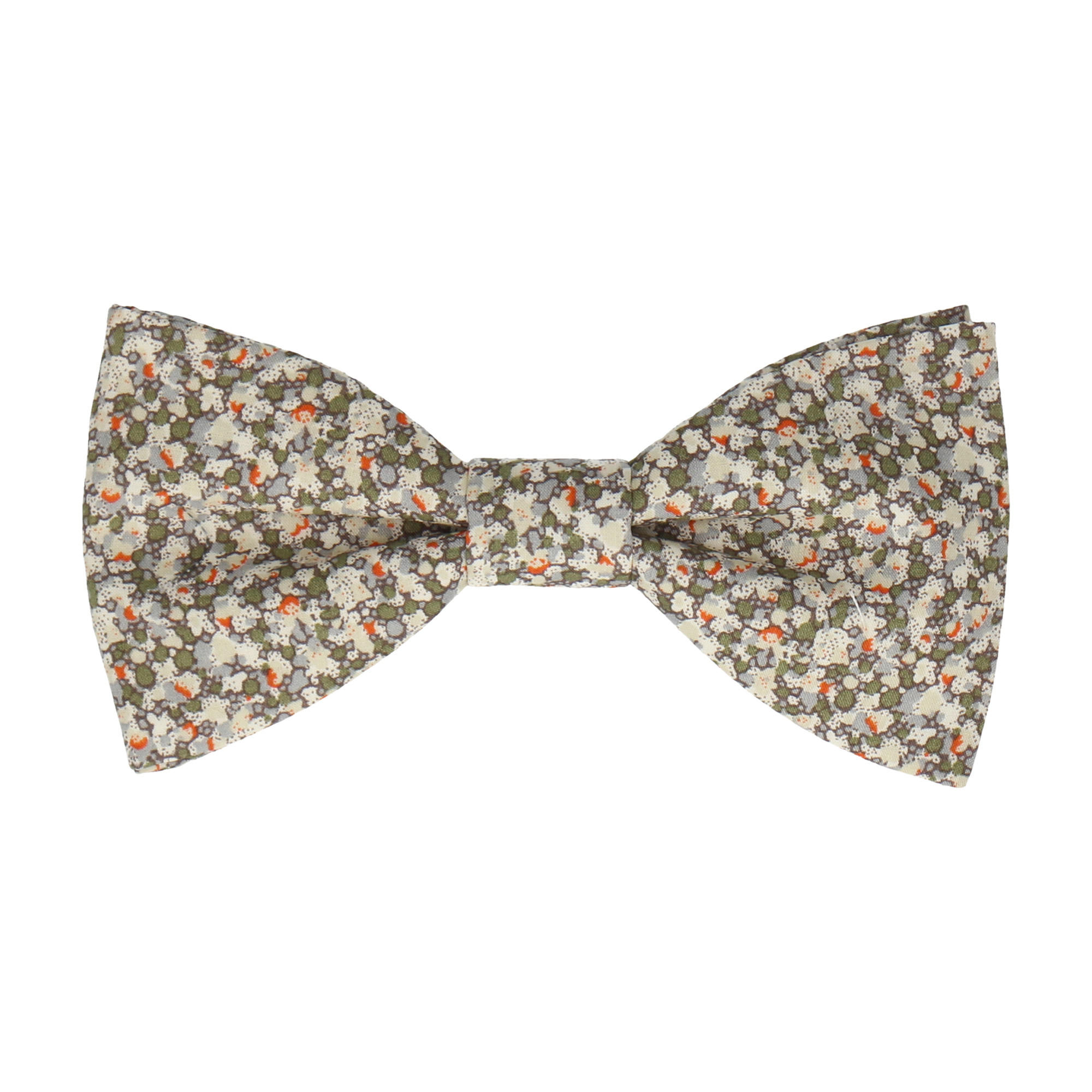 Pepper in Sage Green Bow Tie