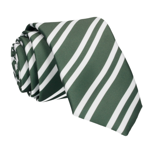 Brockenhurst in Racing Green Tie