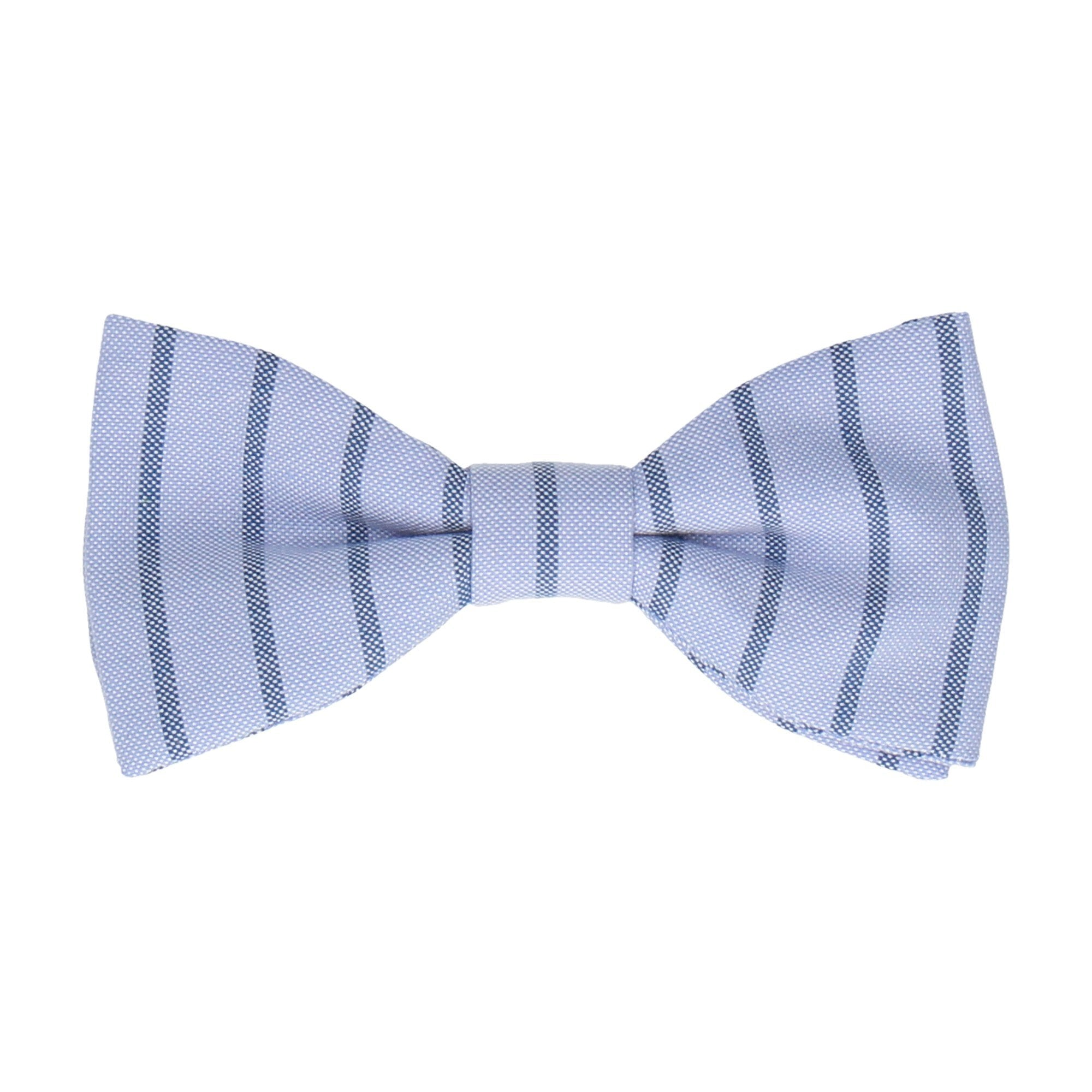 Mossley Blue Bow Tie