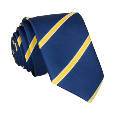 Doxford in Blue & Yellow Tie