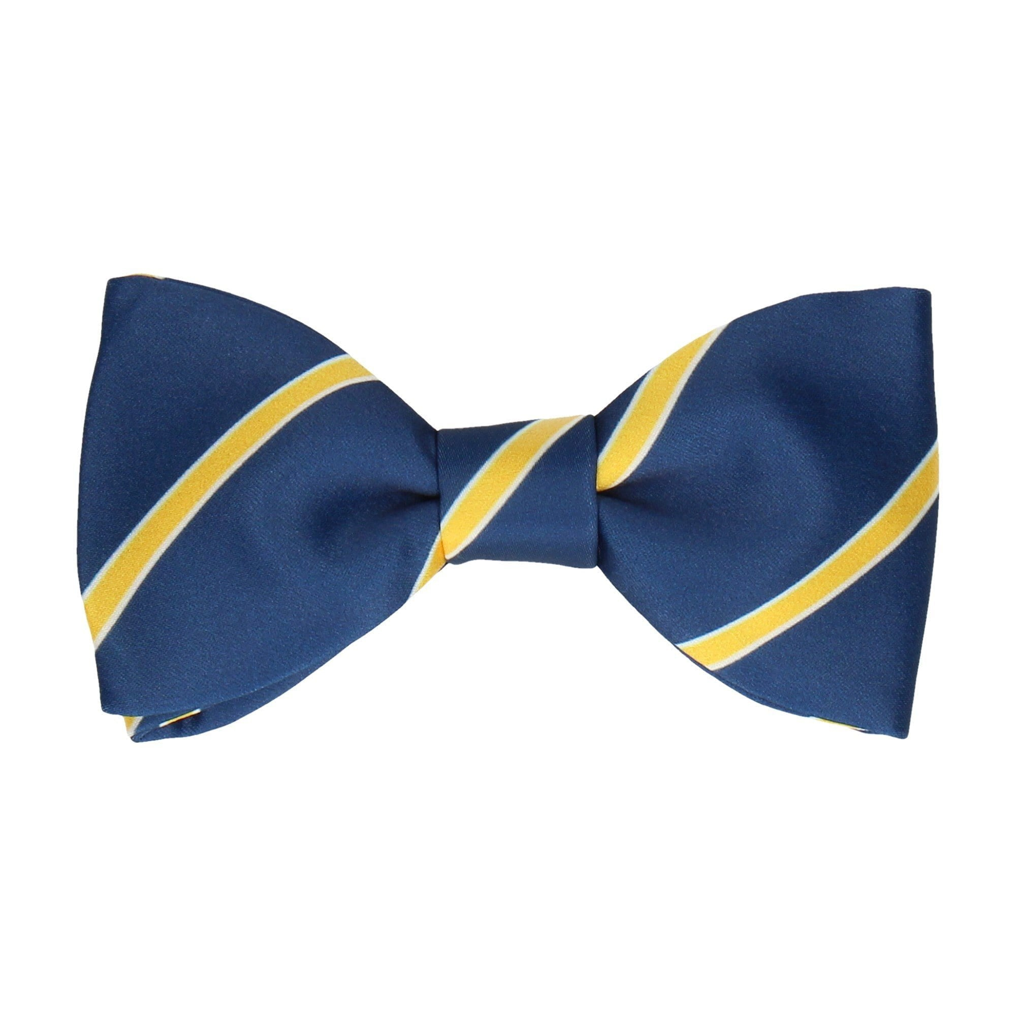 Doxford in Blue & Yellow Bow Tie