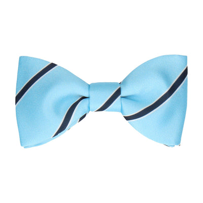 Doxford in Sky Blue Bow Tie