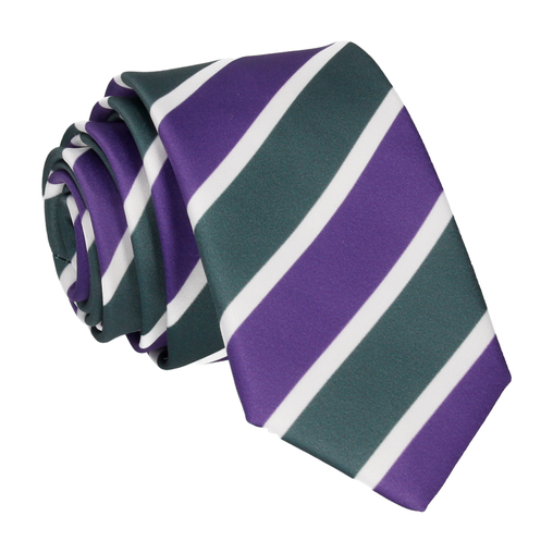 Suffragette Stripes Tie