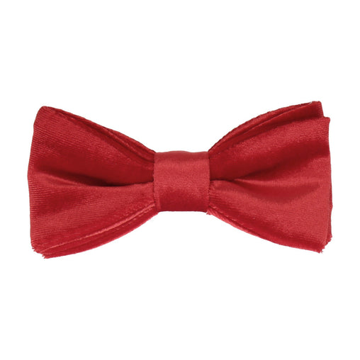 Velvet in Red Bow Tie