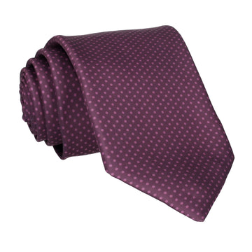 Dickinson in Aubergine Tie (Outlet)