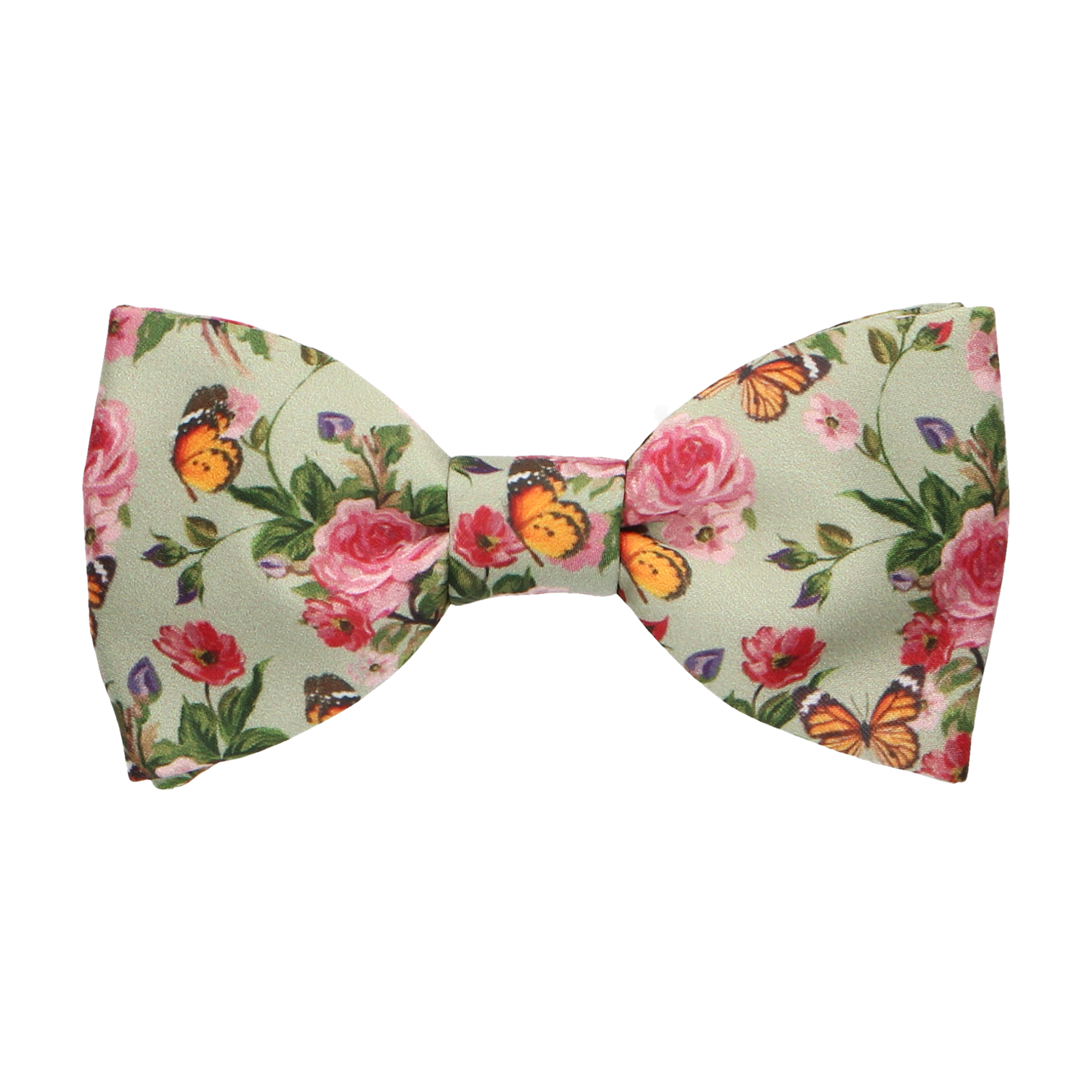 Rowney Green Bow Tie