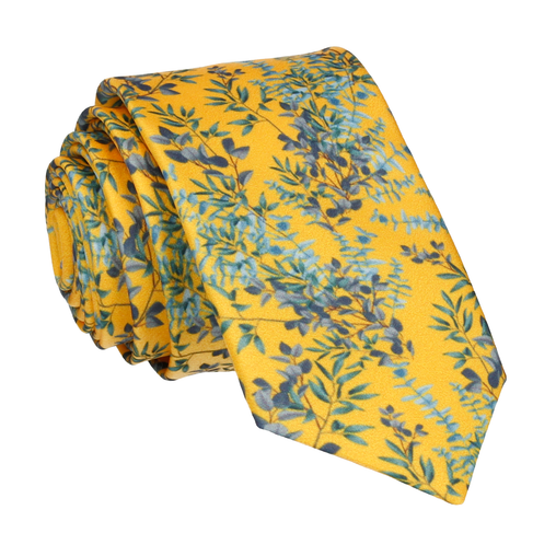 Eucalyptus in Yellow Tie