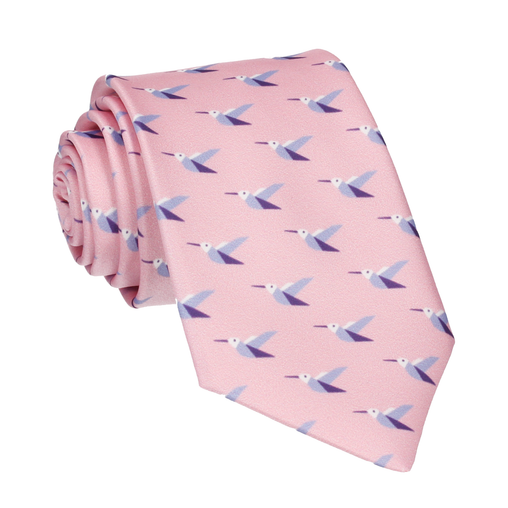 Pembroke in Rose Quartz Tie
