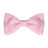 Polka Hearts in Pale Pink Bow Tie