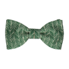 Austin in Forest Green Bow Tie