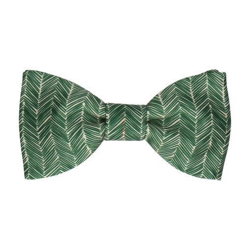 Austin Forest Green Bow Tie