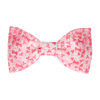 Cherry Blossom in Hot Coral Bow Tie