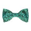 Casablanca in Jade Bow Tie