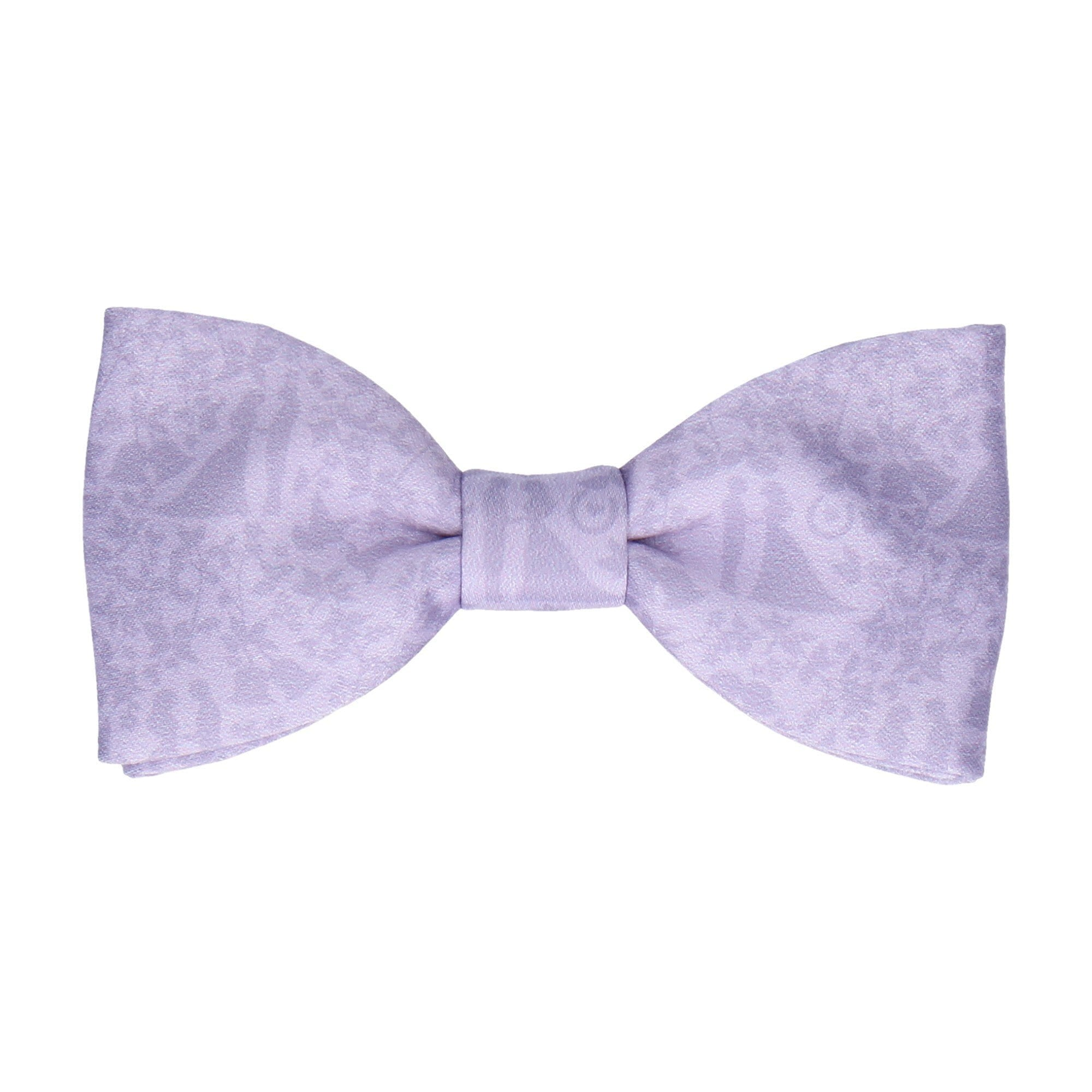 8fd11b58eba4 Bronte in Lilac Bow Tie – Mrs Bow Tie