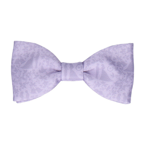 Bronte in Lilac Bow Tie